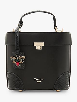 Dune Duffie Small Vanity Bag