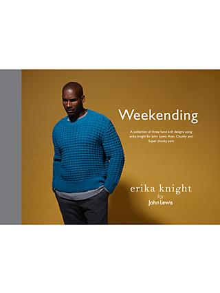 Erika Knight for John Lewis Weekending Knitting Pattern Book