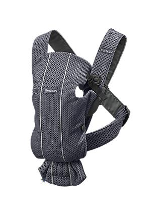 BabyBjörn Mini Baby Carrier, Grey