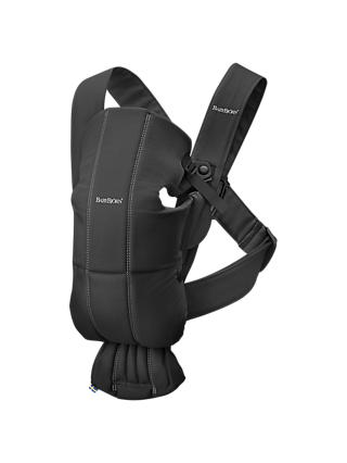 BabyBjörn Mini Baby Carrier, Black