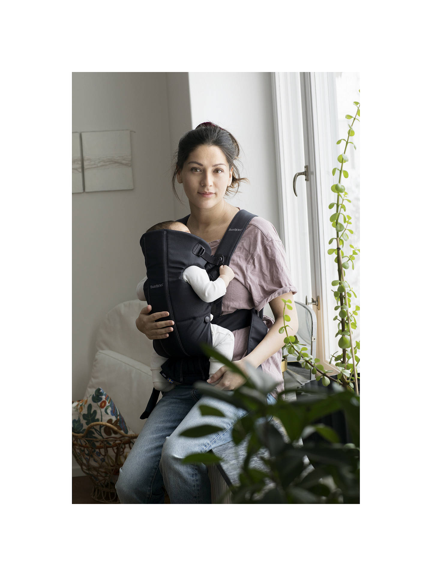 ac6b01f687f ... Buy BabyBjörn Mini Baby Carrier