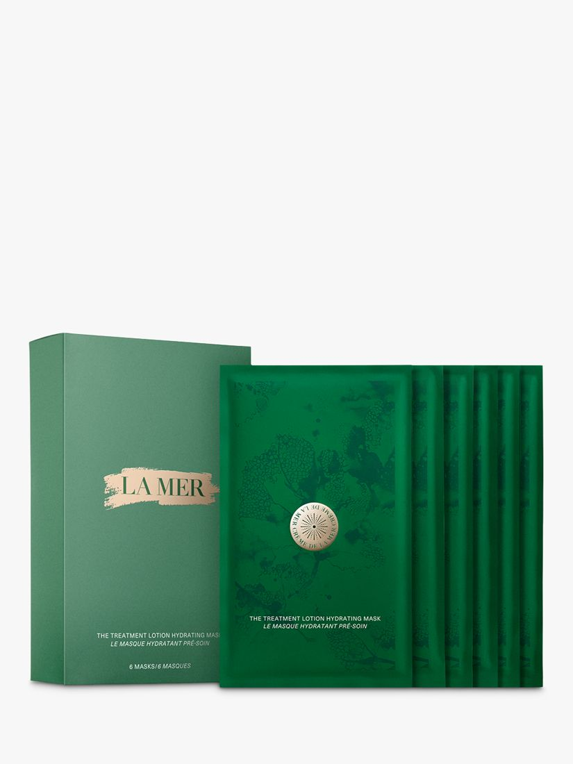 La Mer La Mer The Treatment Lotion Hydrating Sheet Mask, 27.5g