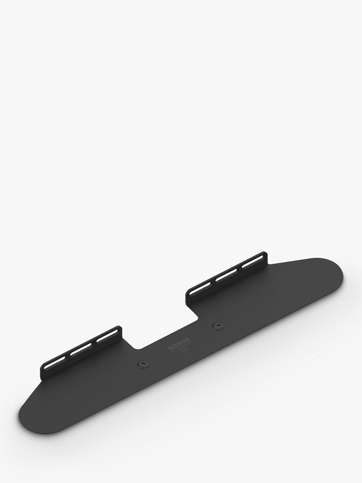 Buy Sonos Beam Wall Mount, Black Online at johnlewis.com
