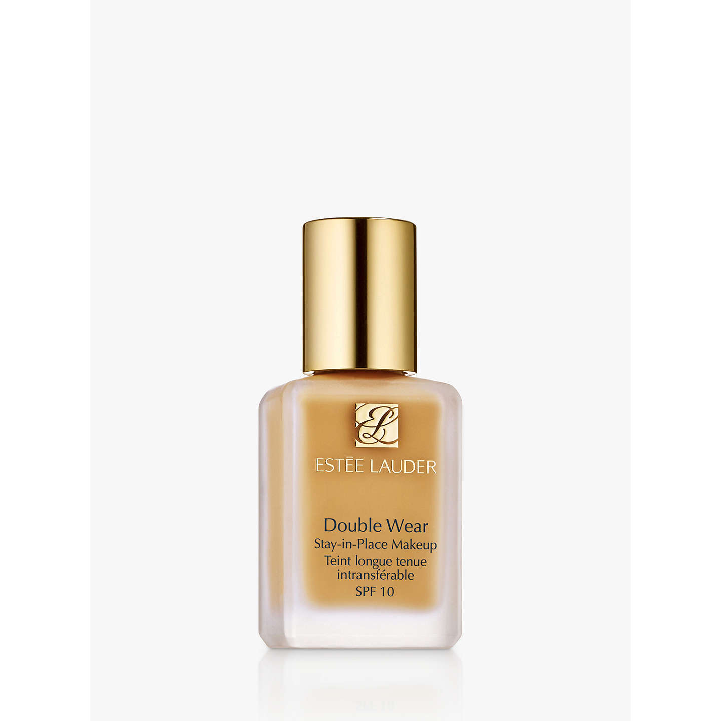 BuyEstée Lauder Double Wear Stay-In-Place Foundation Makeup SPF10, 2W1.5 Natural Suede Online at johnlewis.com