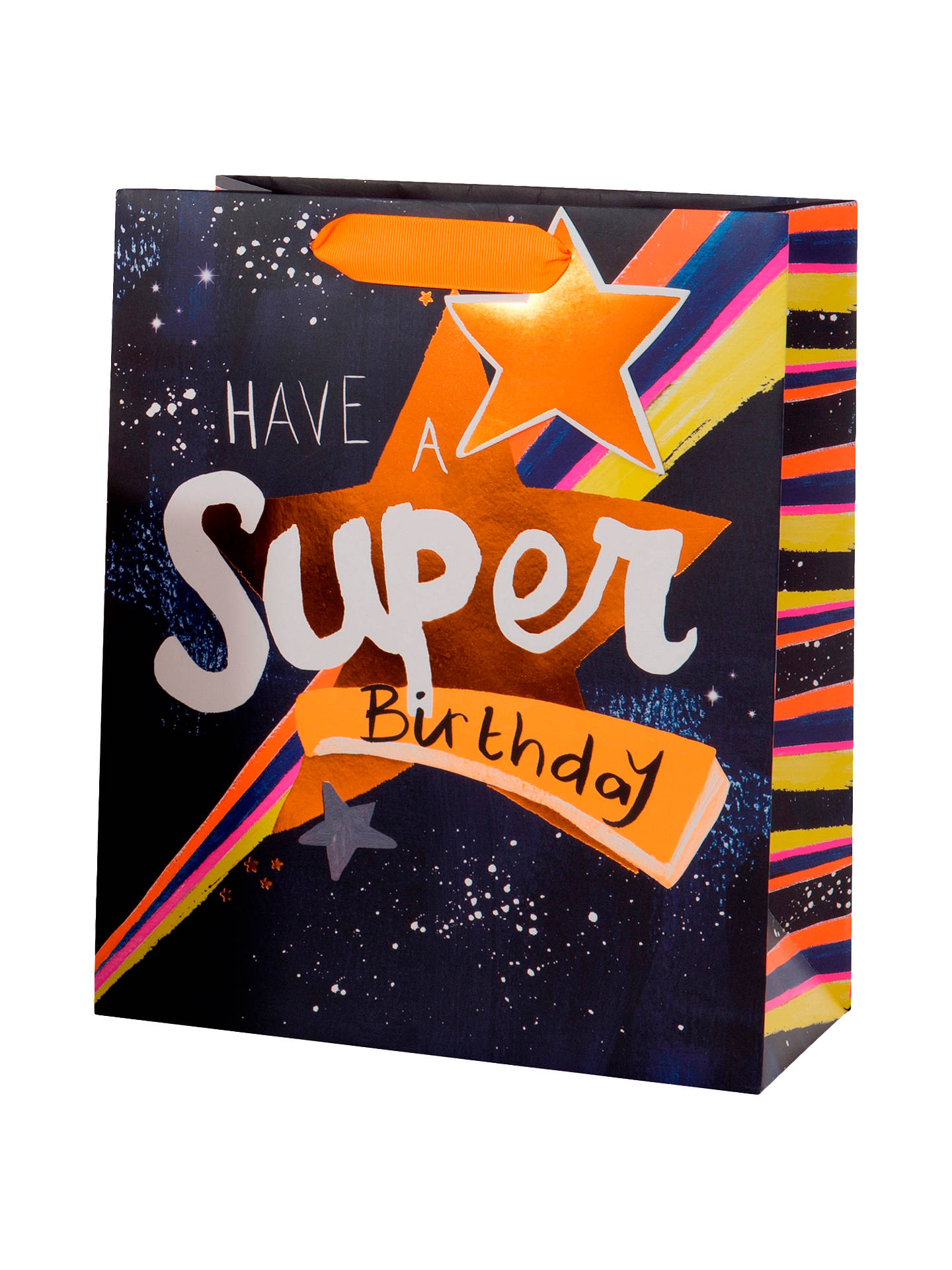 BuyPaper Salad Super Birthday Gift Bag Large Online At Johnlewis