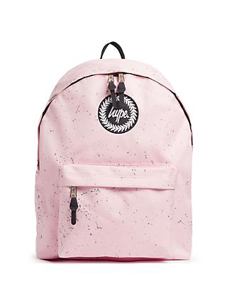 Hype Splatter Pattern Children's Backpack