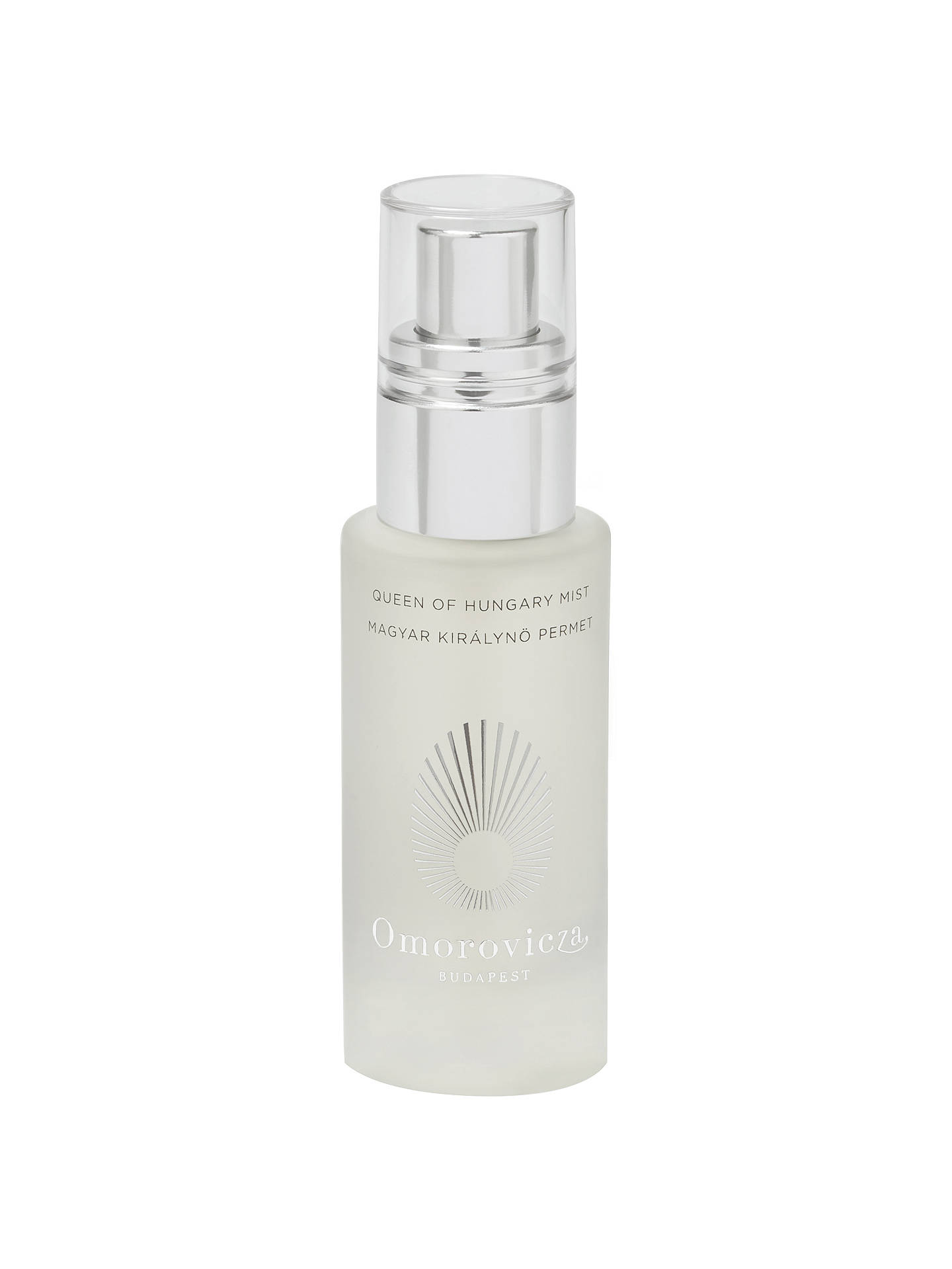 Buy Omorovicza Queen of Hungary Mist Travel Size, 30ml Online at johnlewis.com
