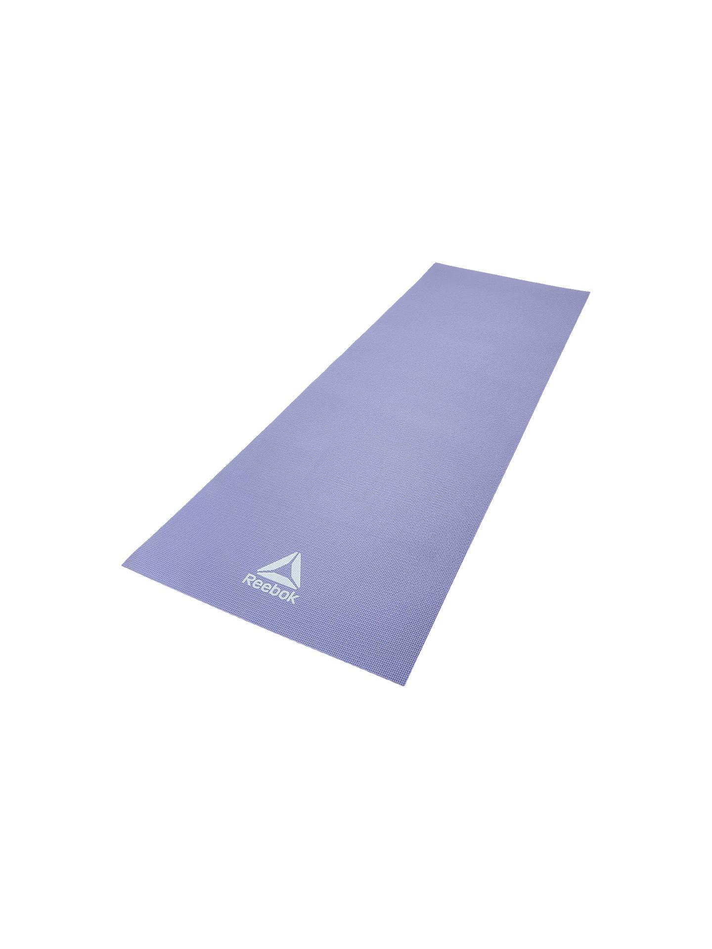 Reebok 4mm Yoga Mat, Purple