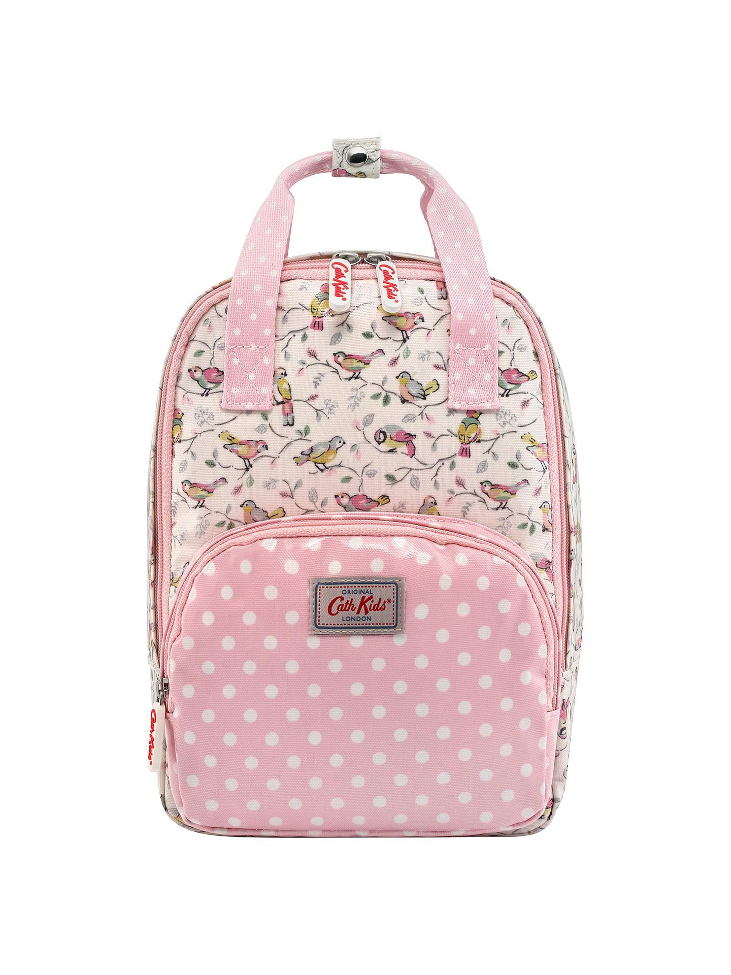 shop best sellers latest sale outstanding features Cath Kids Children's Little Birds Medium Backpack, Pink