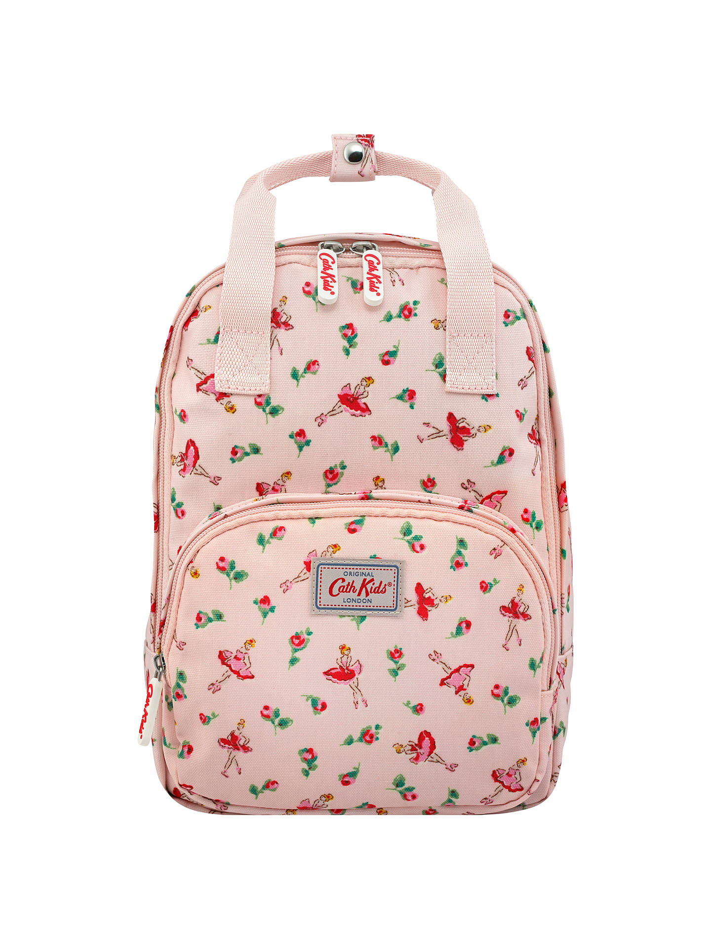 BuyCath Kids Children's Ballerina Rose Medium Backpack, Pink Online at johnlewis.com