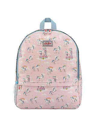 aab66f1e08 Cath Kids Children s Unicorns And Rainbows Padded Rucksack