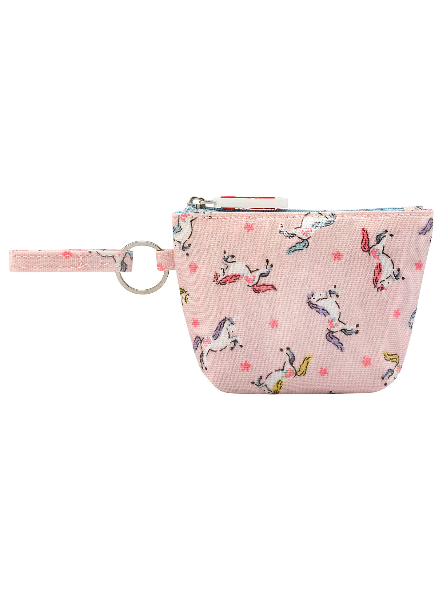 BuyCath Kids Children's Ditsy Unicorn Print Pocket Money Purse, Pink Online at johnlewis.com