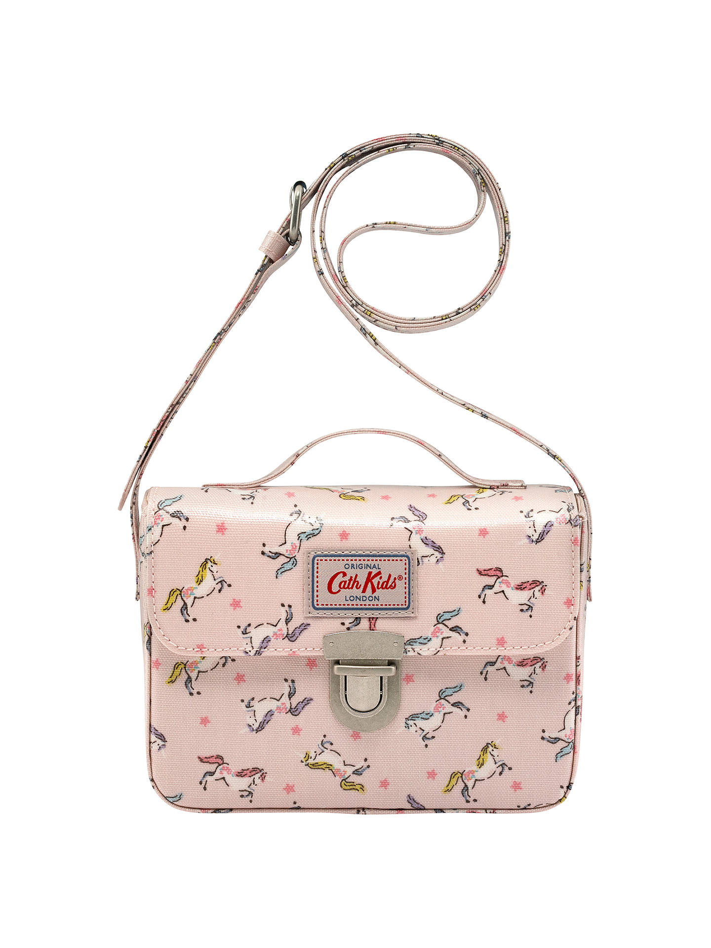 BuyCath Kids Children's Unicorn Ditsy Handbag, Pink Online at johnlewis.com