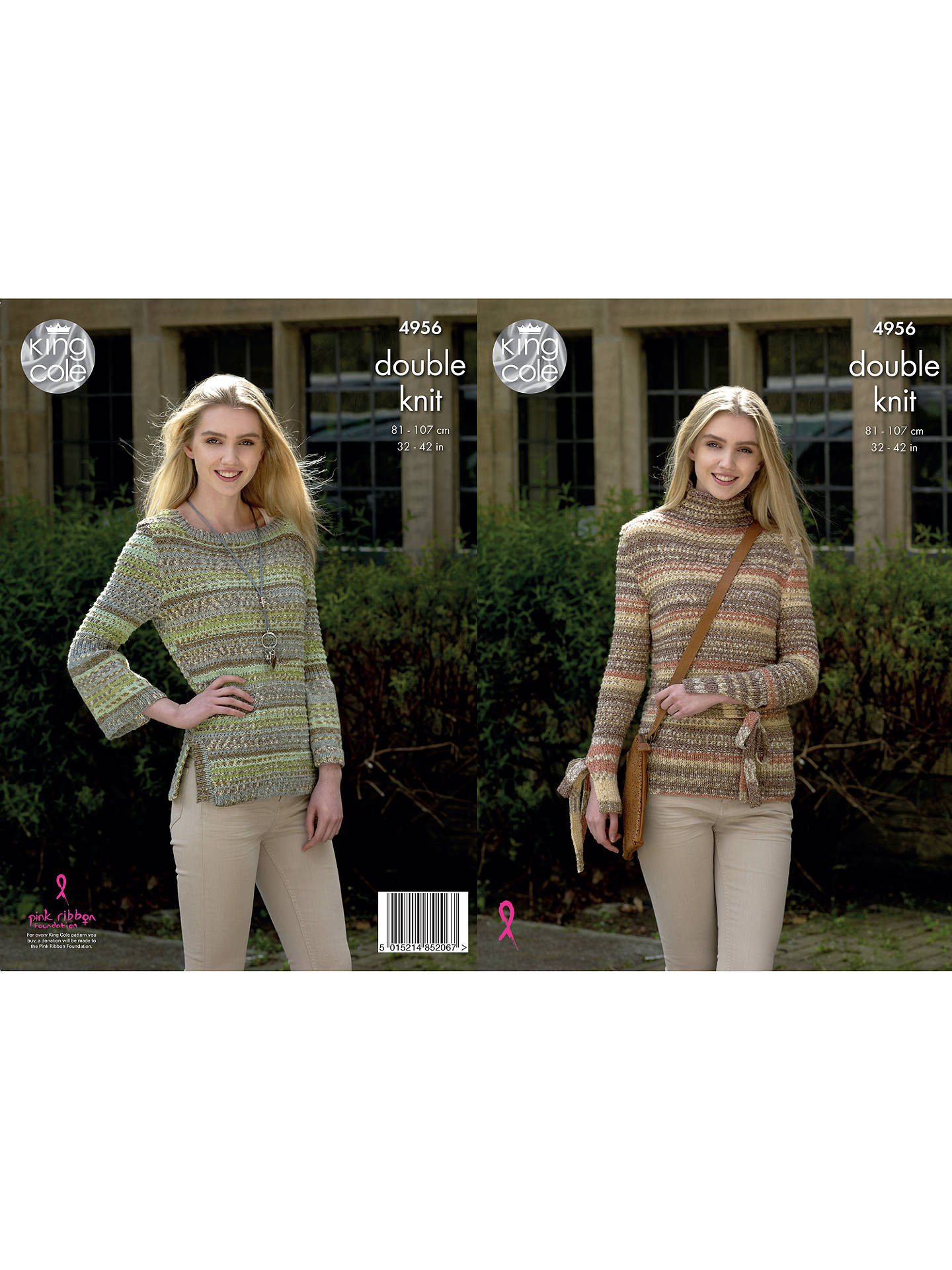 4557e03e852d8 BuyKing Cole Drifter Chunky Women s Jumpers Knitting Pattern