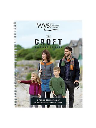 West Yorkshire Spinners The Croft Shetland Yarn Knitting Pattern Book