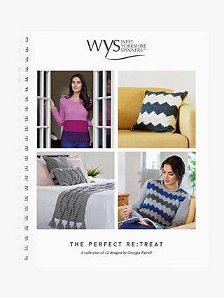 West Yorkshire Spinners RE:TREAT Knitting Pattern Book