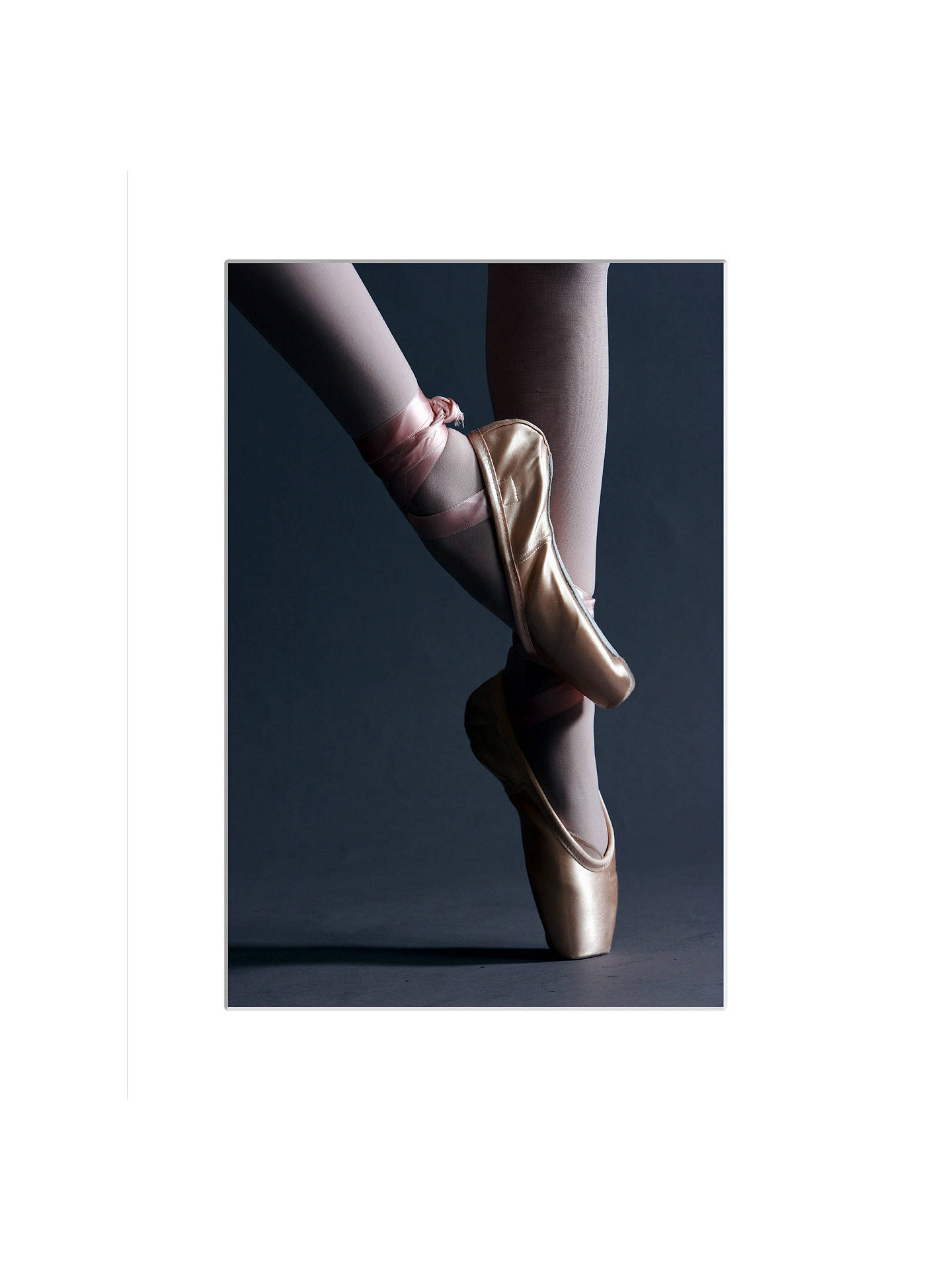 Buy Ballet Shoes Unframed Print with Mount, 40 x 30cm Online at johnlewis.com