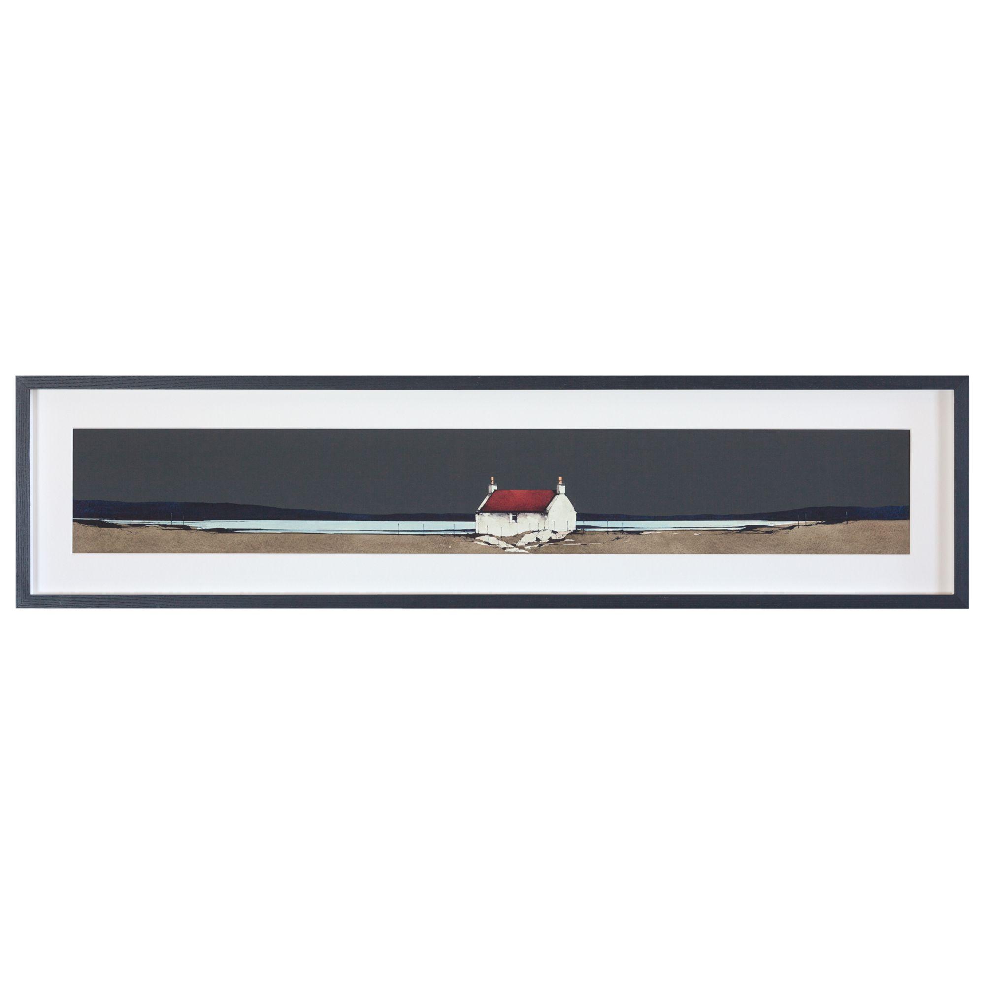 Unbranded Ron Lawson - Bruairnis Barra Framed Print & Mount, 26 x 108cm