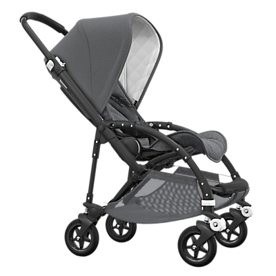 Bugaboo Bee 5 Pushchair – Grey Melange