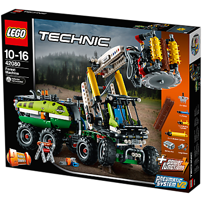 LEGO Technic 42080 2 In 1 Forest Machine