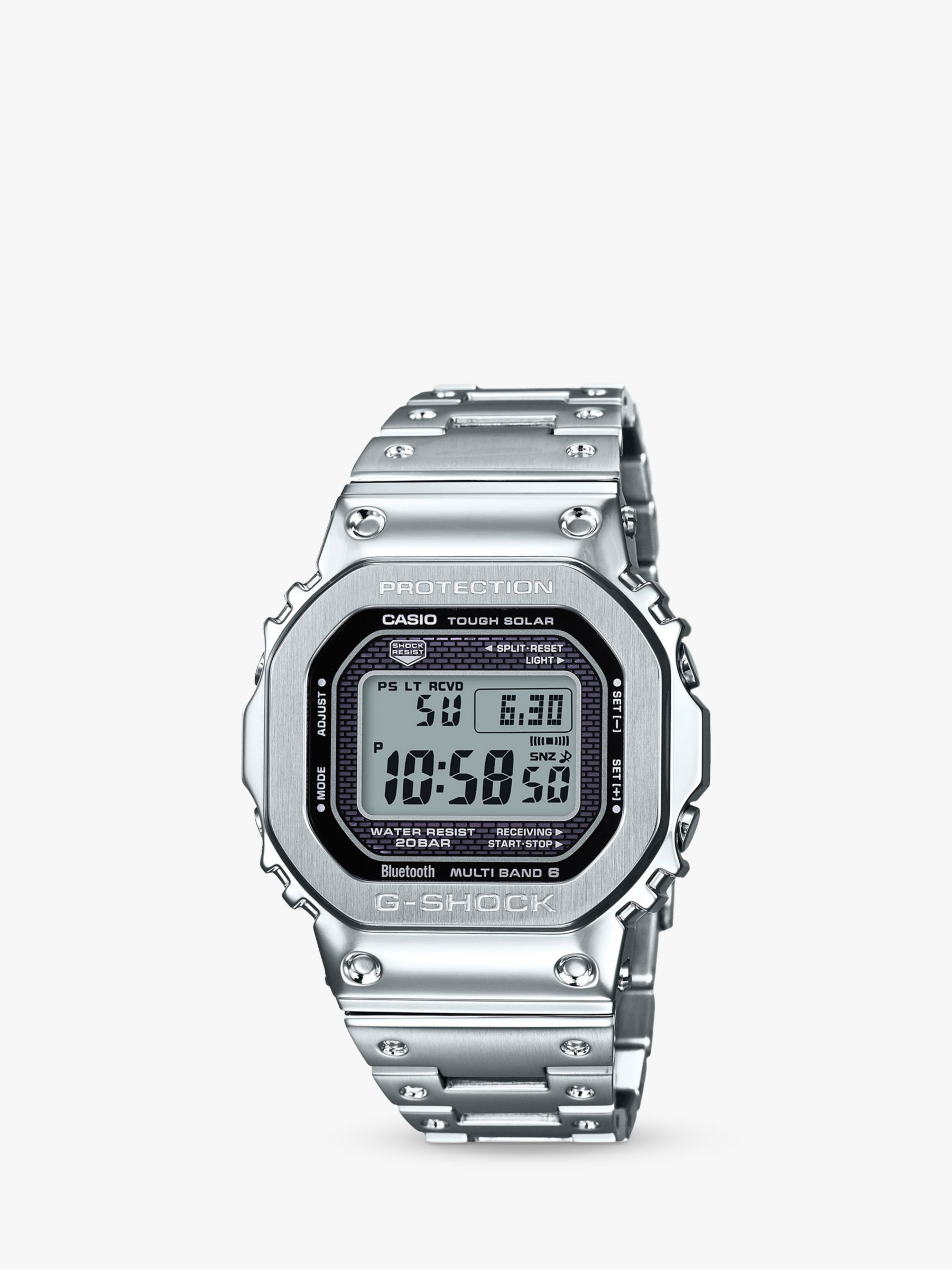 Casio Casio Unisex G-Shock Digital Bracelet Strap Watch