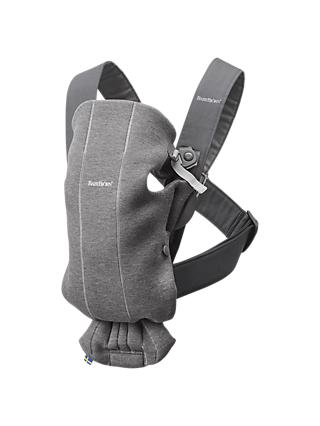 BabyBjörn Mini Carrier, Dark Grey