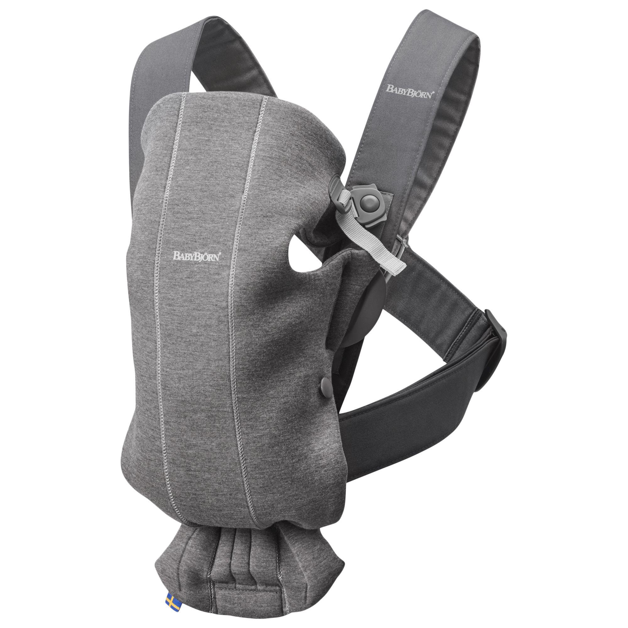 BabyBjorn BabyBjörn Mini Carrier, Dark Grey