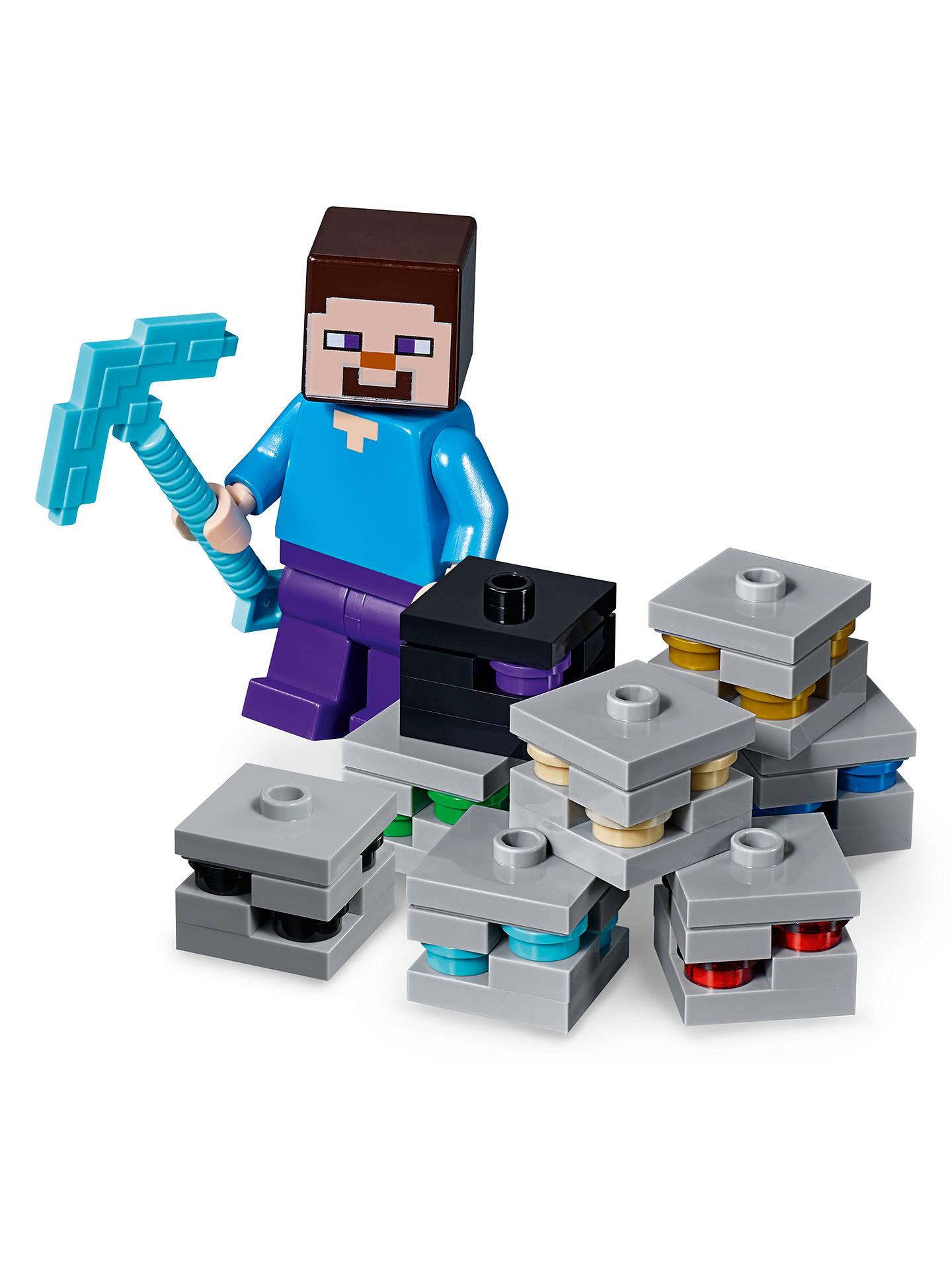 LEGO Minecraft 21147 Bedrock Adventures