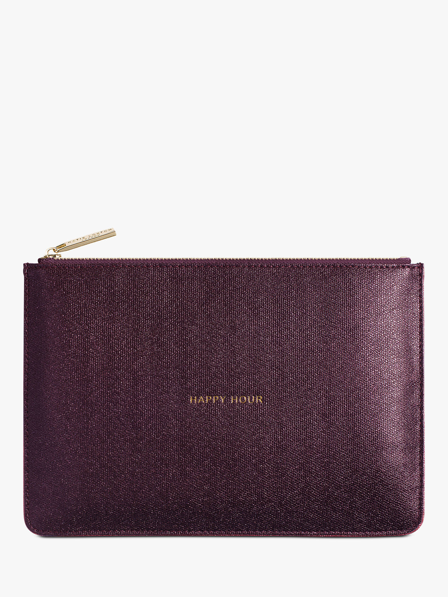 Katie Loxton Happy Hour Pouch At John Lewis Partners