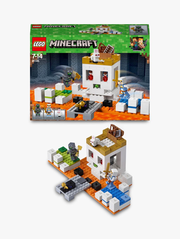 Lego LEGO Minecraft 21145 The Skull Arena
