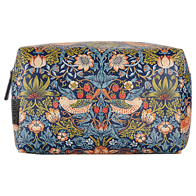 Morris & Co Wash Bag, Blue