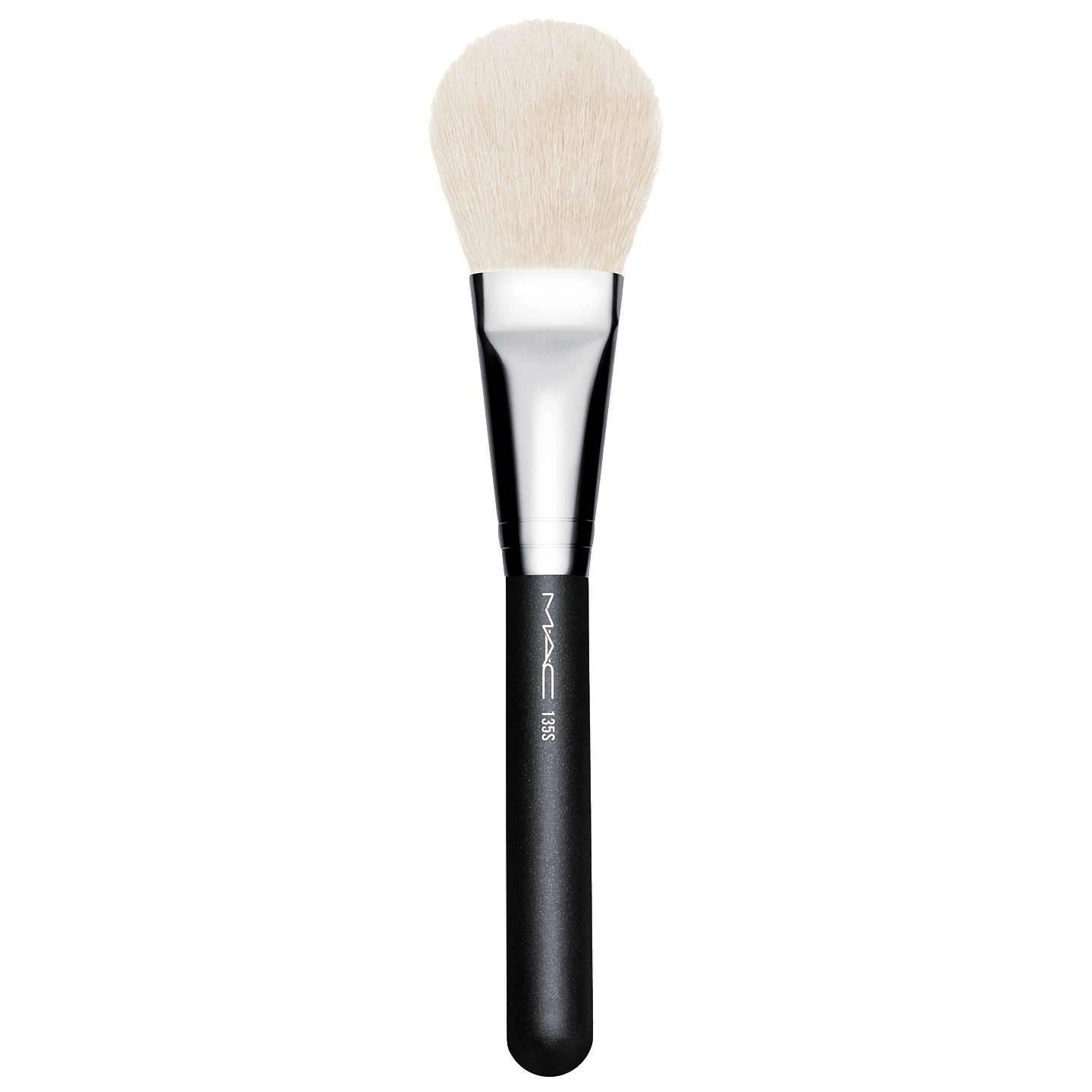 BuyMAC 135S Large Flat Powder Brush Online at johnlewis.com