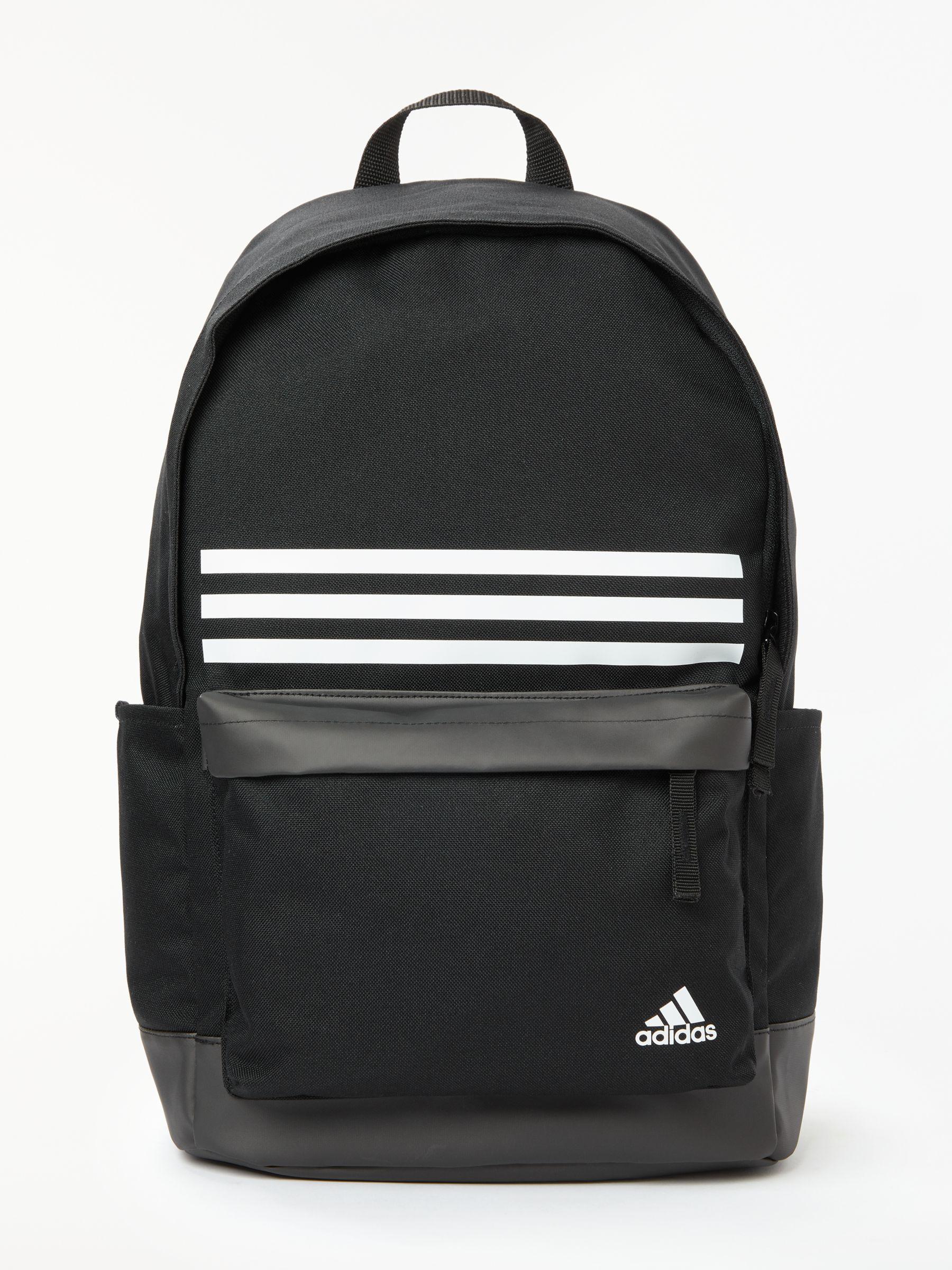 adidas Classic 3-Stripes Pocket Backpack 2f2c998428434
