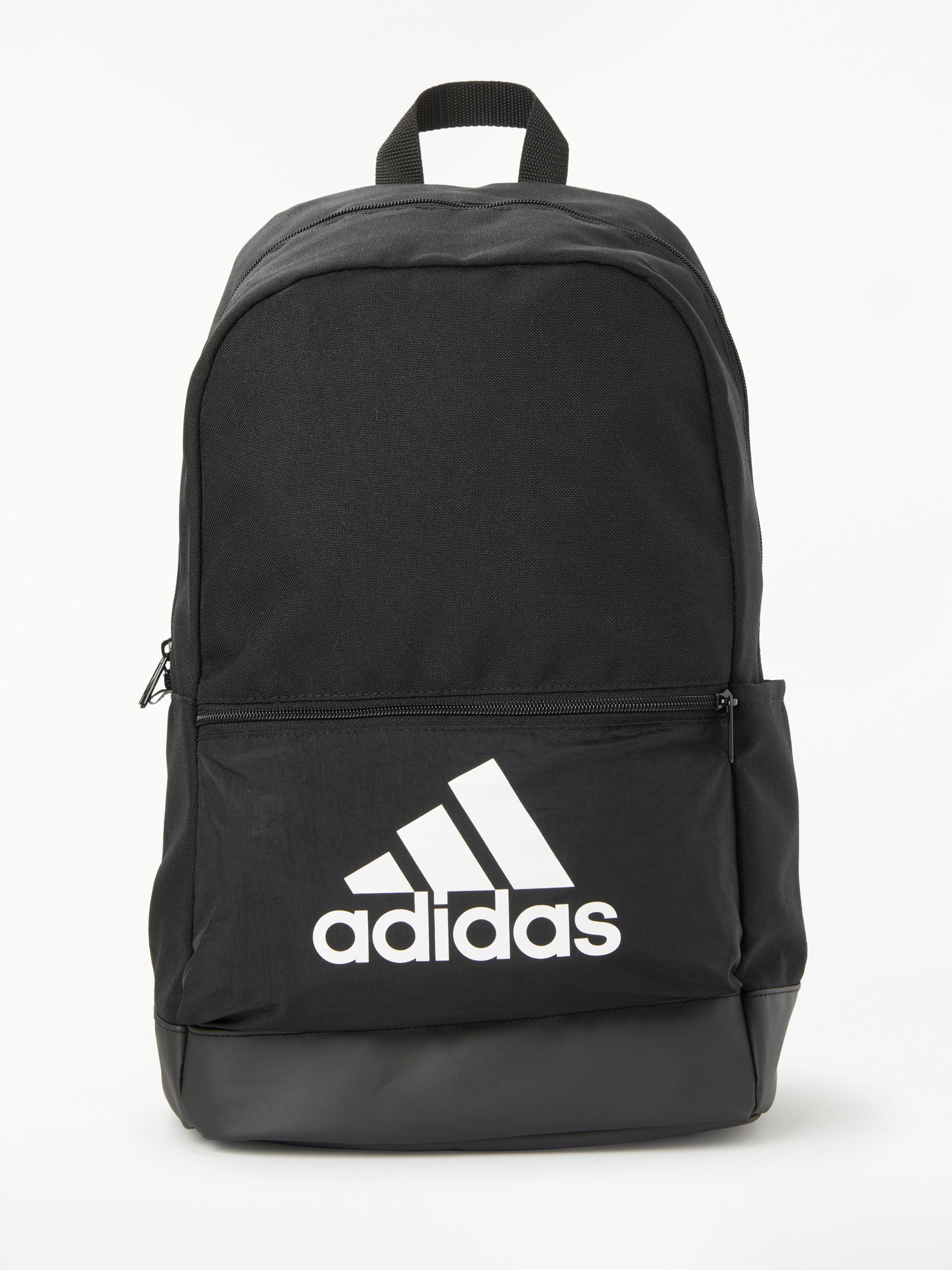 Adidas adidas Classic Badge of Sport Backpack, Black/White