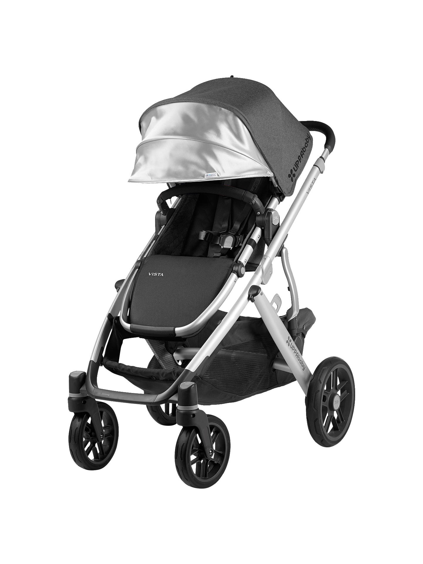 Buy UPPAbaby Vista Puschair and Carrycot, Jordan Online at johnlewis.com