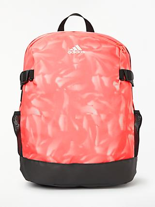 reputable site d1830 2b826 adidas Power 4 Graphic Backpack, Prism Pink