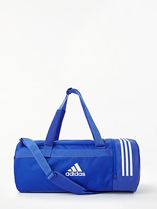 34f5f3b9d18a adidas Convertible 3-Stripes Duffle Bag