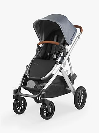 Uppababy Vista Pushchair and Carrycot, Gregory