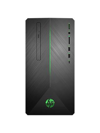 HP Pavilion 690-0020na Desktop PC, Intel Core i5, 8GB RAM, 1TB HDD + 16GB Intel Optane Memory, GeForce GTX 1050, Black