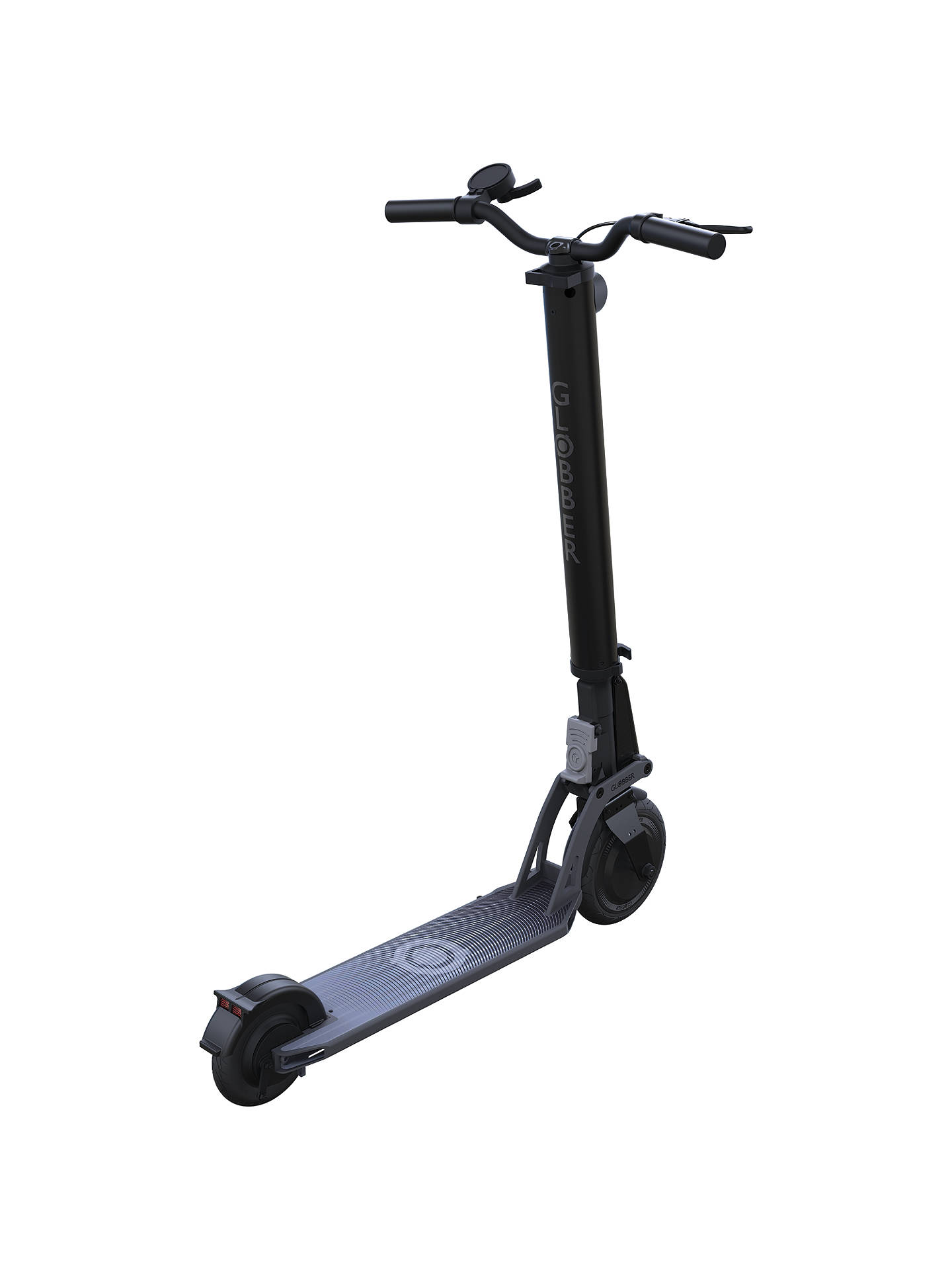 BuyGlobber One K E-Motion Electric Scooter, Adult, Grey Online at johnlewis.com
