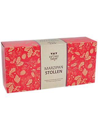 Cottage Delight Marzipan Stollen 750g