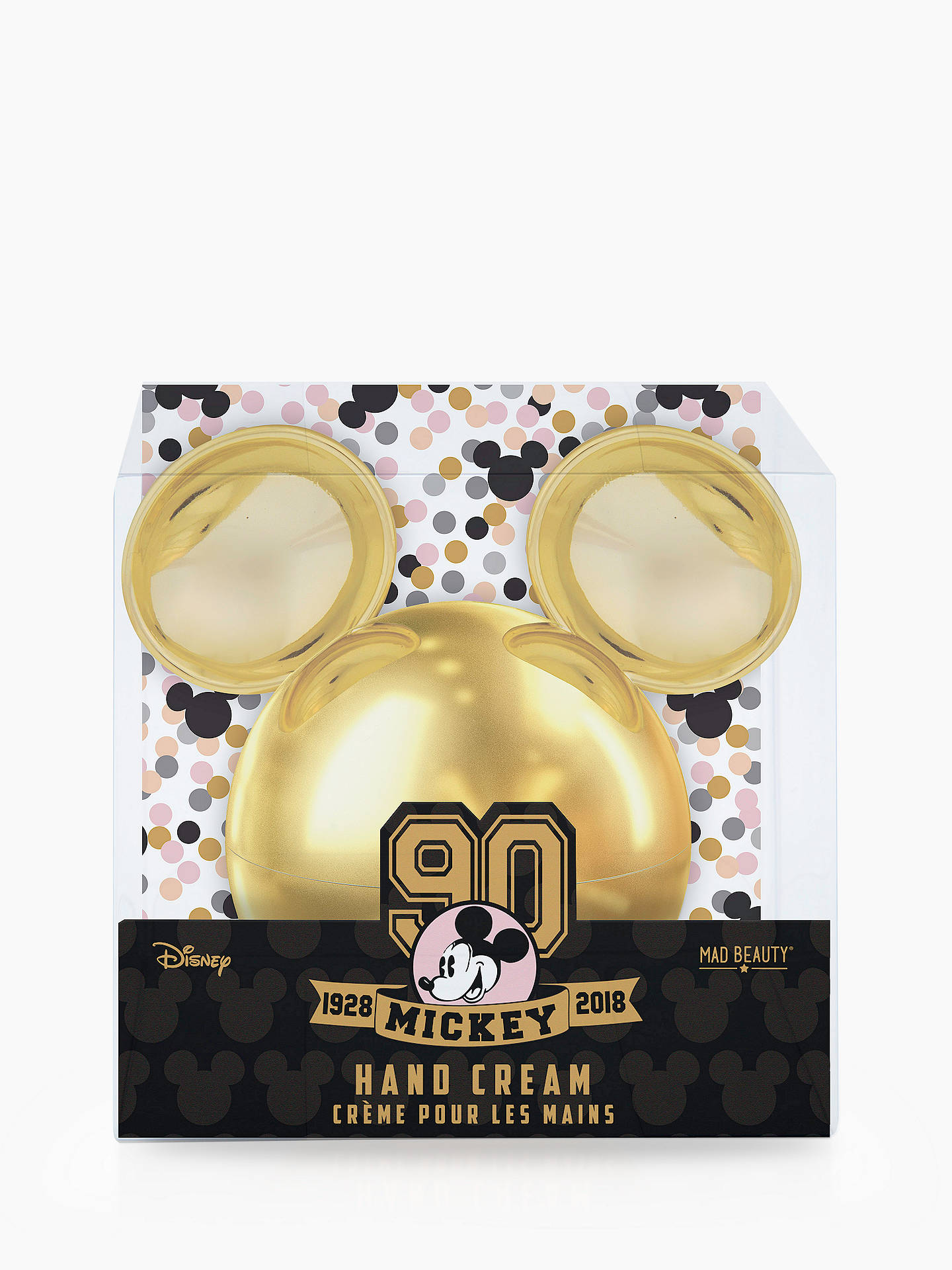 3c3dd9fcf4 Buy Mad Beauty Disney Mickey s 90th Hand Cream Online at johnlewis. ...
