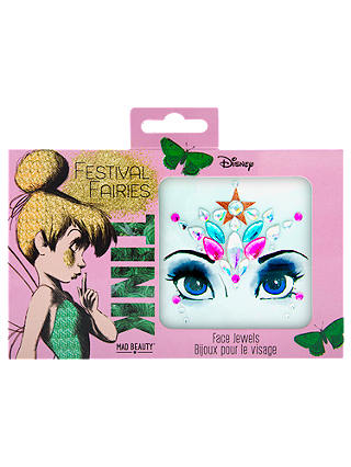 Buy Mad Beauty Children's Disney Tinkerbell Festival Fairies Face Gems Online at johnlewis.com