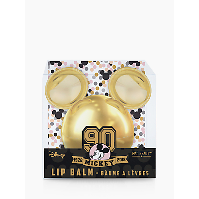 Mad Beauty Disneys Mickey's 90th Lip Balm