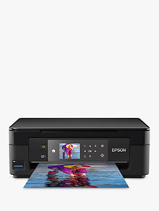 Epson Expression Home XP-452 Wi-Fi All-in-One Printer, Black