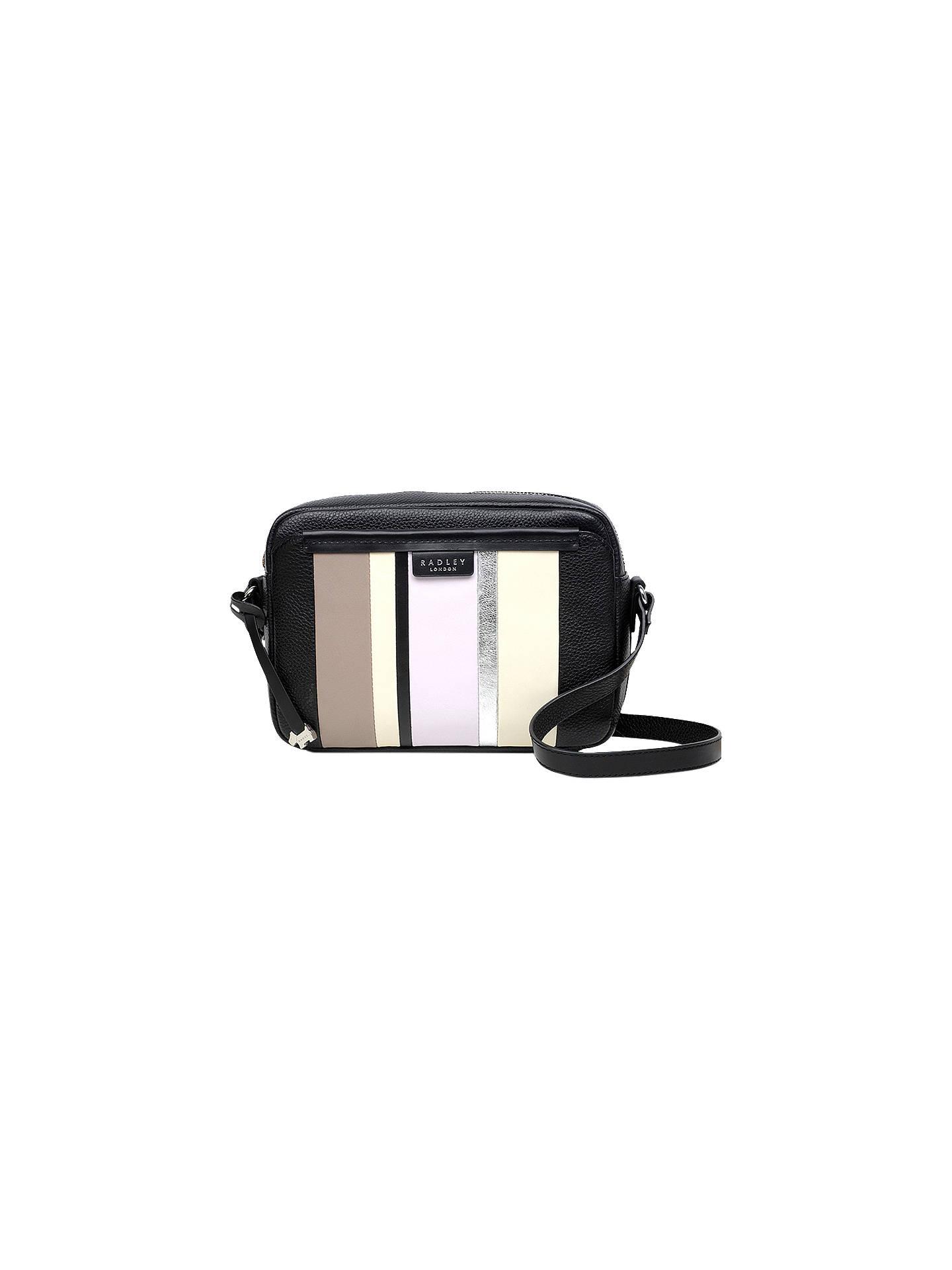 0dd9a45770 Radley Penhurst Medium Leather Cross Body Bag at John Lewis   Partners
