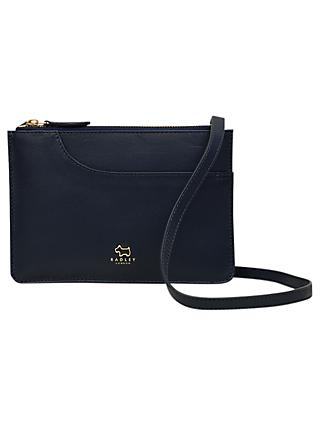 Radley Pockets Leather Small Cross Body Bag