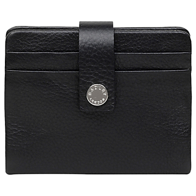 Radley Coleman Street Leather Small Card Holder, Black