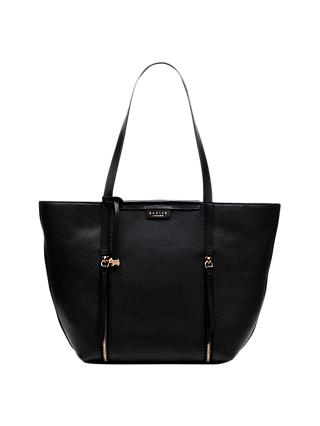 Radley Penhurst Leather Large Tote Bag Black