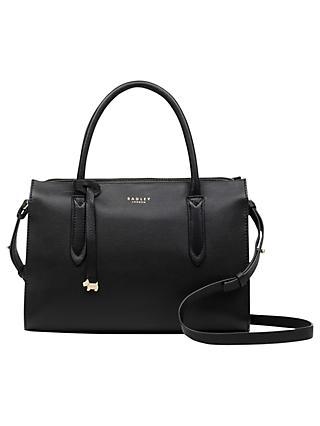 Radley Arlington Court Leather Medium Grab Bag